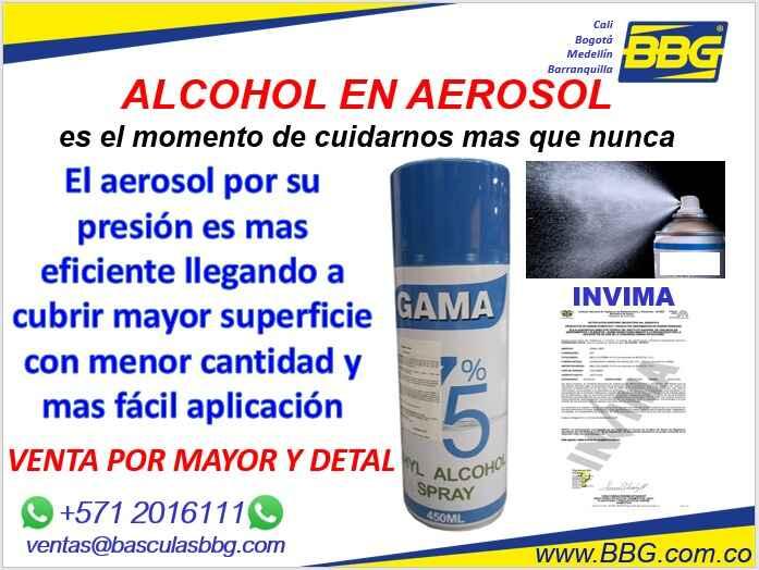 -NUEVO ALCOHOL EN AEROSOL-